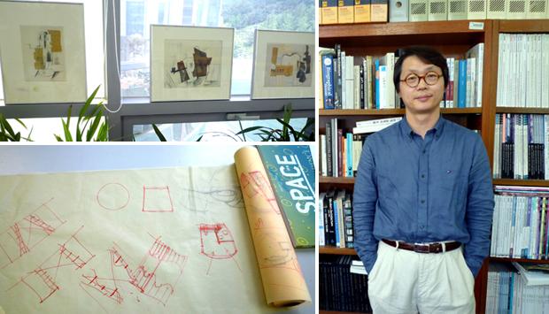 교수님의 서재 소개 이미지 2