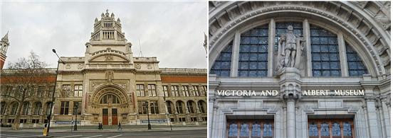 British Victoria and Albert Museum