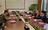 중국 절강월수외국어대학 방문 및 한중총장포럼 참석