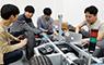 """국민대 큐비(KUUVe), """"국제 대학생 자작자동차 경진대회 1위 목표 구슬땀"""""""
