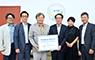 해공지도자과정 11기, 발전기금 및 사진작품 기탁식 개최