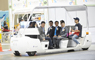 국민대 무인차량연구실, 2018 경기도교통안전박람회 전시 및 시연 참여